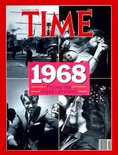 1968 TIME COVER