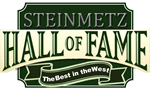 Hall of Fame logo by Michael Amaya & Kayla Tomich