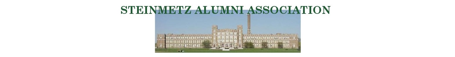 Steinmetz Alumni Association